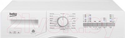 Стиральная машина Beko WKY 60821 YW2 - панель управления