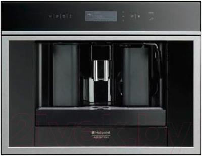 Кофемашина Hotpoint MCK 103 X/HA S