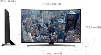 Телевизор Samsung UE55JU6690U - Инструкция для Samsung UE55JU6690U