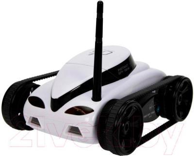 Радиоуправляемая игрушка Happy Cow i-Spy Tank 777-287 (черный) - общий вид
