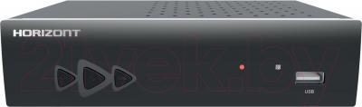 Тюнер цифрового телевидения Horizont DR950T2 HD