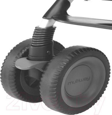 Детская прогулочная коляска Chicco Multiway (Wasabi) - колеса