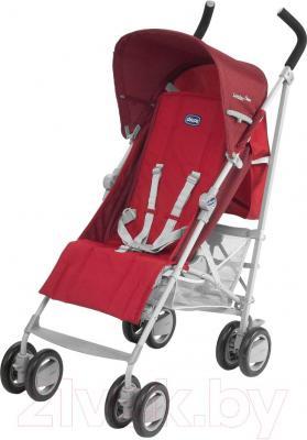 Детская прогулочная коляска Chicco London Up (красный)