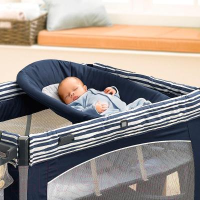 Кровать-манеж Chicco Lullaby Playard (Equinox)