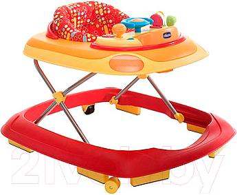 Ходунки Chicco Band Baby Walker (Race)