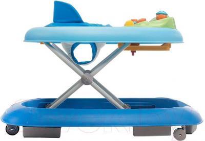 Ходунки Chicco Rainbow Baby Walker (Blue)