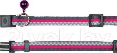 Ошейник Trixie 41861 (с колокольчиком) - общий вид