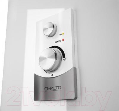 Накопительный водонагреватель Zanussi ZWH/S 100 Smalto - панель управления
