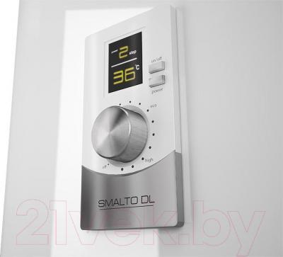 Накопительный водонагреватель Zanussi ZWH/S 100 Smalto DL - панель управления