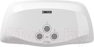 Проточныйводонагреватель Zanussi 3-logic 5.5 TS (душ+кран)