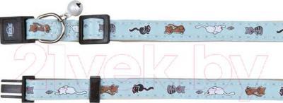Ошейник Trixie 4203 (с колокольчиком) - общий вид