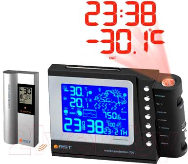 Метеостанция цифровая RST 32705