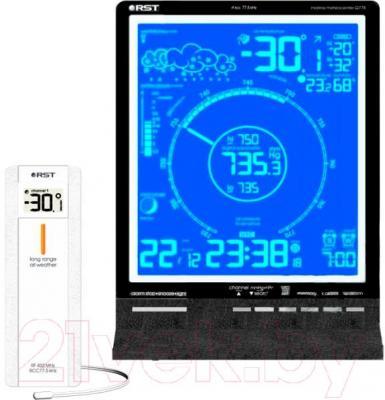 Метеостанция цифровая RST 88778