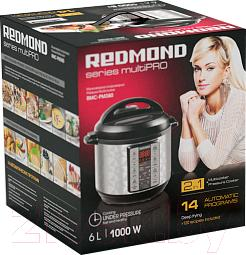 Мультиварка-скороварка Redmond RMC-PM380