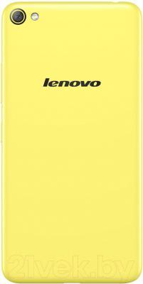 Смартфон Lenovo S60 (желтый)