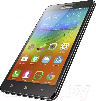 Смартфон Lenovo A5000 (черный)