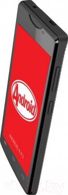 Смартфон Micromax Bolt D320 (черный)
