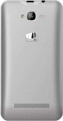 Смартфон Micromax Bolt Q324 (серебристый)