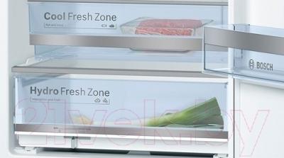 Холодильник с морозильником Bosch KGN39AW26R