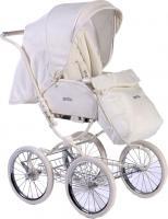 Детская универсальная коляска Geoby C605 Lux (R328-G) -