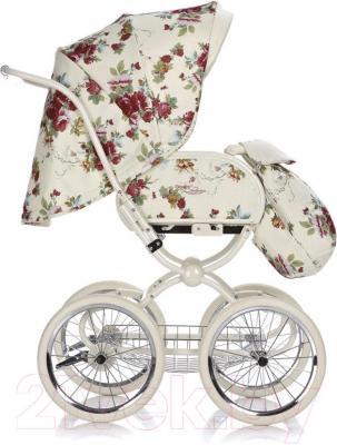 Детская универсальная коляска Geoby C605 Lux (WMDL) - общий вид