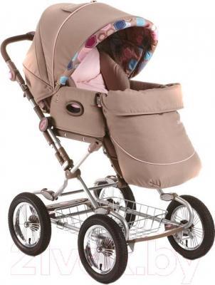 Детская универсальная коляска Geoby C703H (R4TH) - общий вид