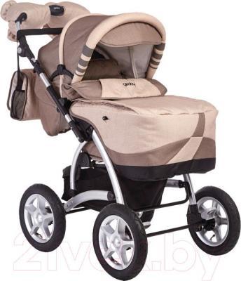 Детская универсальная коляска Geoby C705-X (RKKW)