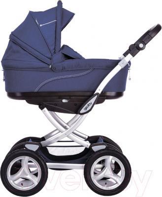 Детская универсальная коляска Geoby C706 (RLNZ) - вид сбоку