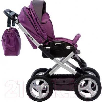 Детская универсальная коляска Geoby C800 (R379) - вид сбоку