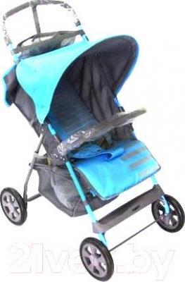 Детская прогулочная коляска Geoby C201GR-X (R360) - общий вид
