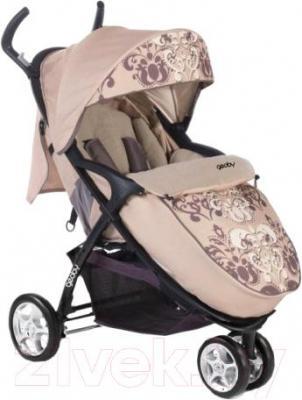 Детская прогулочная коляска Geoby C409 (R4LK) - общий вид