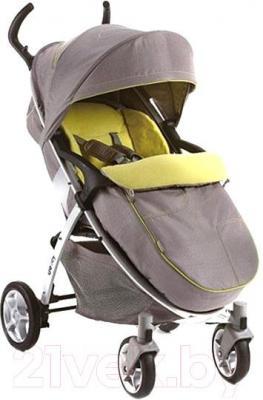 Детская прогулочная коляска Geoby C409M (RCHG-G) - общий вид