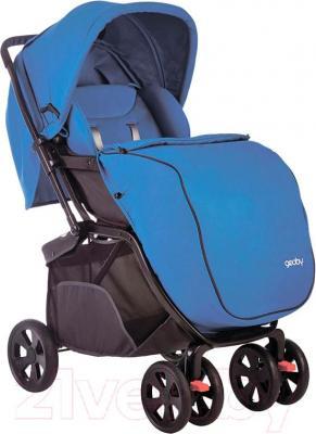 Детская прогулочная коляска Geoby C550 (L401BB)