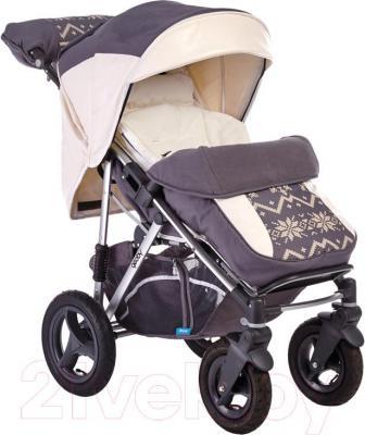 Детская прогулочная коляска Geoby C780 (RHBP)