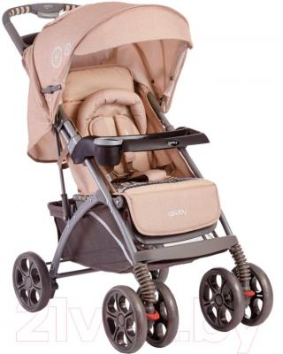 Детская прогулочная коляска Geoby C819R (RKQW)