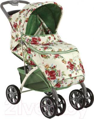 Детская прогулочная коляска Geoby C819R (WMDL) - общий вид
