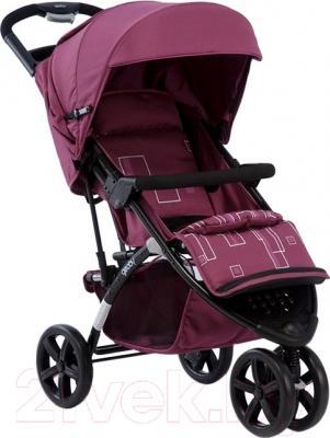 Детская прогулочная коляска Geoby C922 (R354)