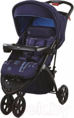 Детская прогулочная коляска Geoby C922 (WMGN) - общий вид