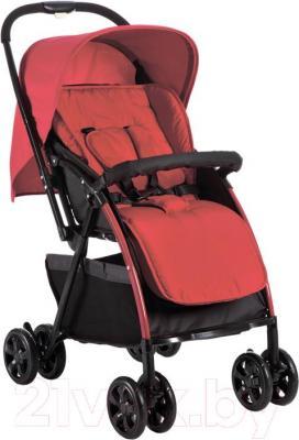 Детская прогулочная коляска Happy Dino LC598 (оранжевый)