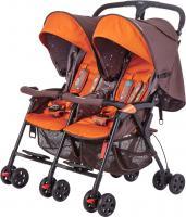 Детская прогулочная коляска Geoby SD593E (RZBB) -