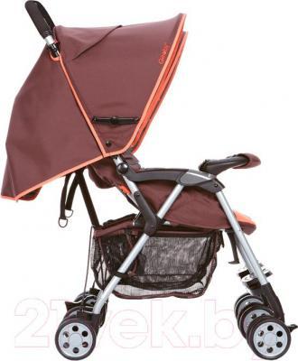 Детская прогулочная коляска Geoby SD593E (RZBB) - вид сбоку