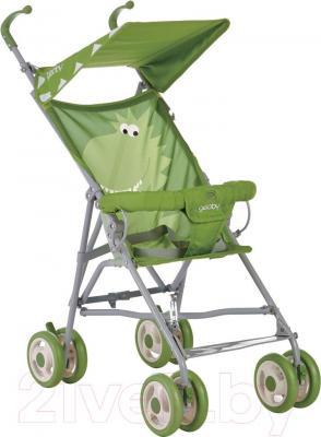 Детская прогулочная коляска Geoby D202A-F (RLKL) - общий вид