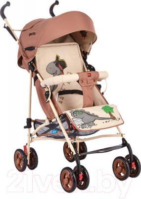 Детская прогулочная коляска Geoby D208R (RCJM)