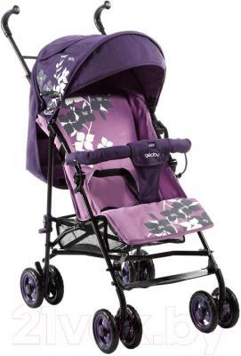 Детская прогулочная коляска Geoby D208R (W3TZ)