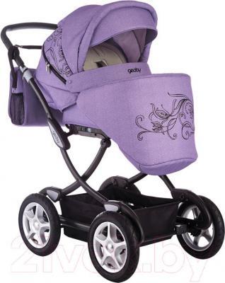 Детская универсальная коляска Geoby C3018 Lux (RZSS)