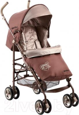 Детская прогулочная коляска Geoby D388W-F (R4KF)
