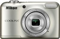 Фотоаппарат Nikon Coolpix L31 (серебристый) -