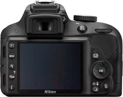 Зеркальный фотоаппарат Nikon D3300 Kit 18-55mm VR II