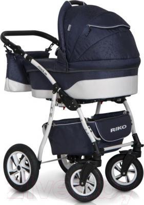 Детская универсальная коляска Riko Modus 2 в 1 (11) - внешний вид на примере модели другого цвета