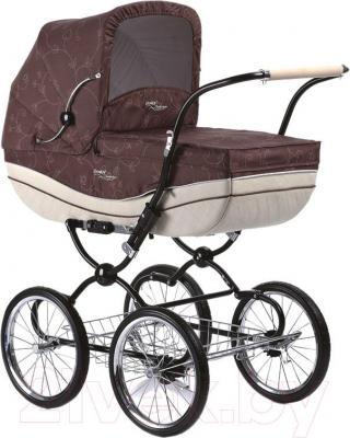 Детская универсальная коляска Geoby C605 (R327) - общий вид